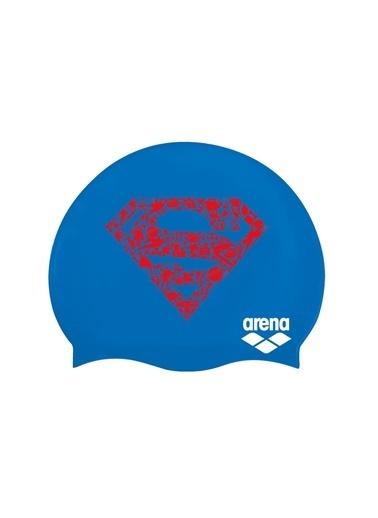 Arena Arena Silikon Superman Bone Lacivert